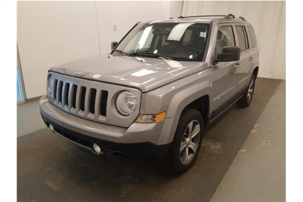 2016 Jeep Patriot High Altitude - Low KM - Heated Leather!