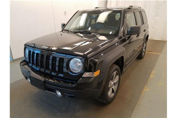 2017 Jeep Patriot High Altitude - Leather Sunroof!